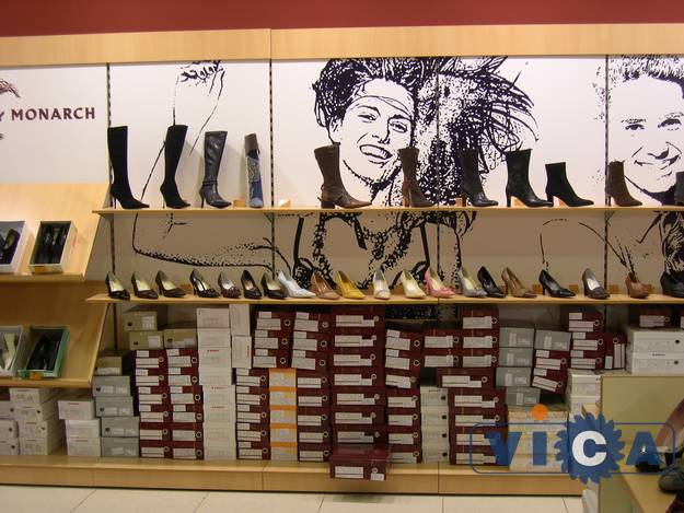 Коллекция - Сеть магазинов обуви