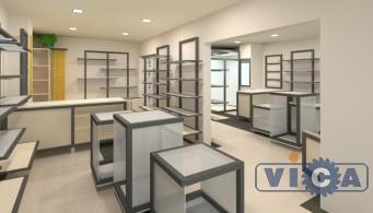 Дизайн интерьера офиса в г Москва за 60000 рублей - 20