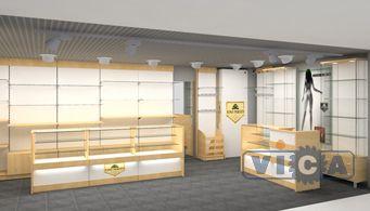 b55497692a27 Дизайн проект магазина сумок и кожгалантереи от компании «Вика»