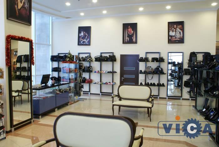 ТЦ Принц Плаза.  Посмотреть все проекты магазинов обуви.